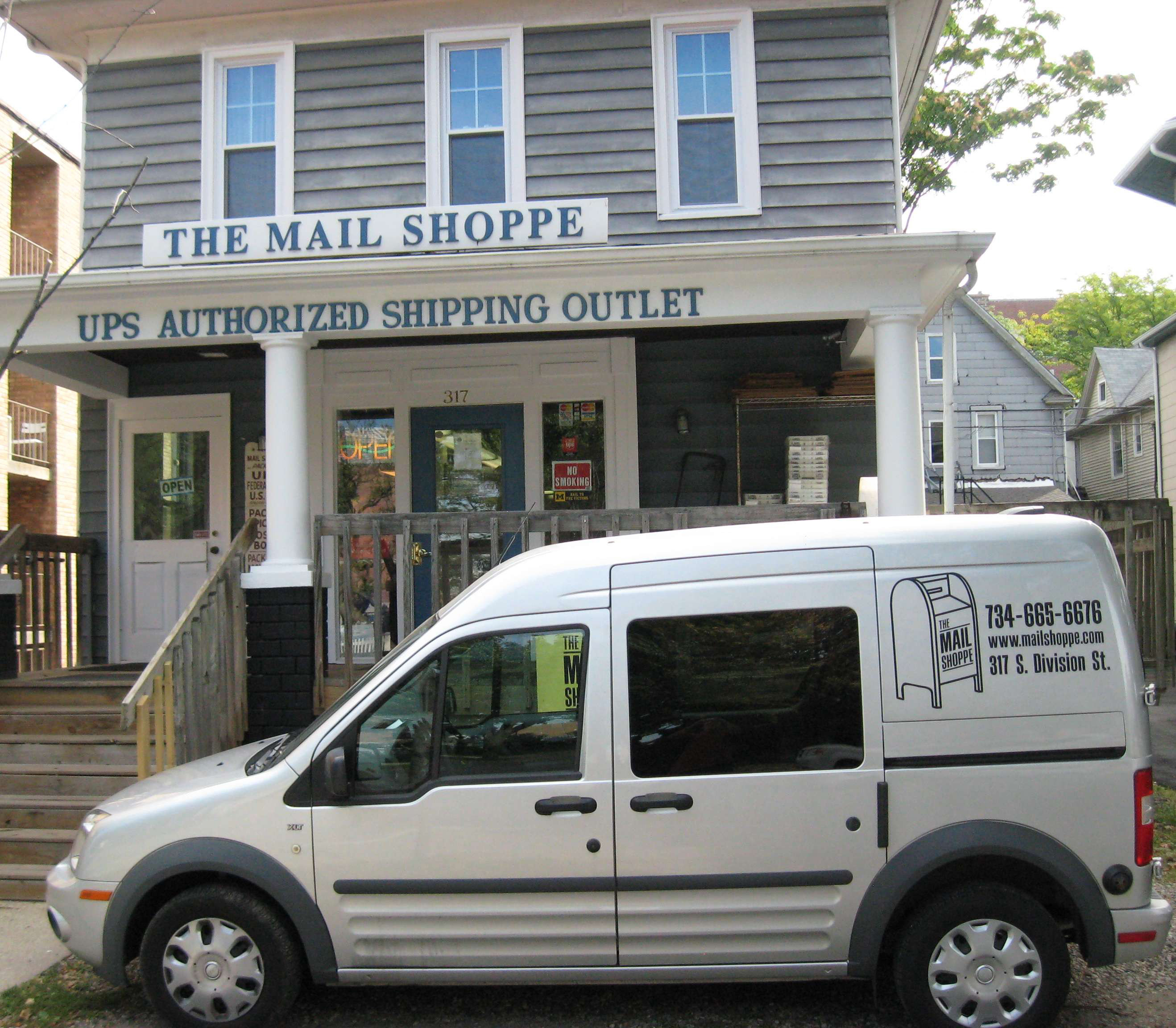 The Mail Shoppe